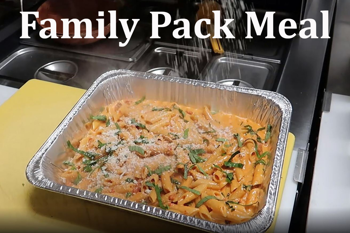 Family Pack Take-Out Meal
